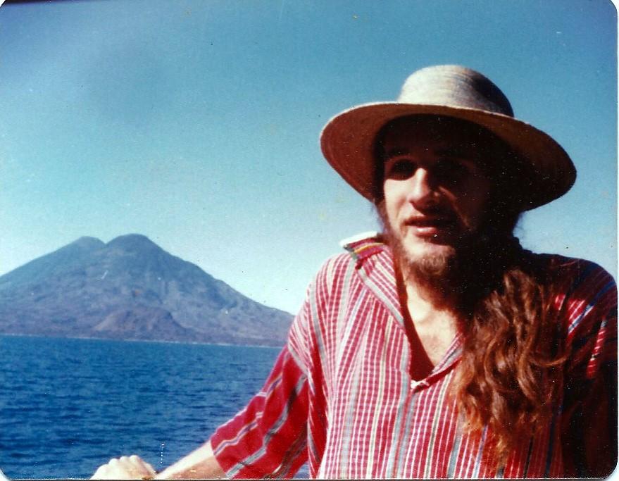 boat ride Lake Atitlan
