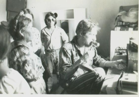Douglas Stevenson ham radio operator in Guatemala